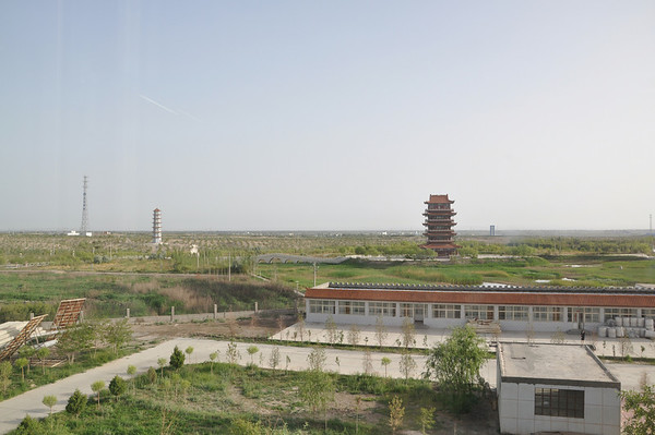 """Dinosaurs Along The Silk Road"" -- Sinofossa 2009 14: Changma Day 1"